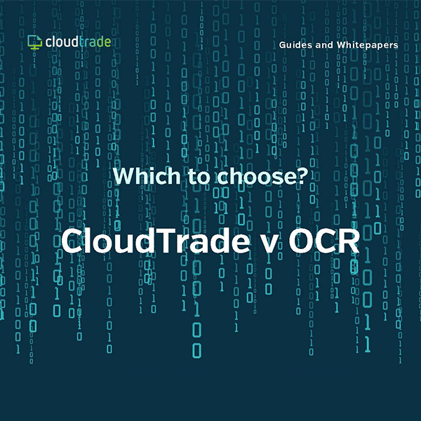 CloudTrade vs OCR