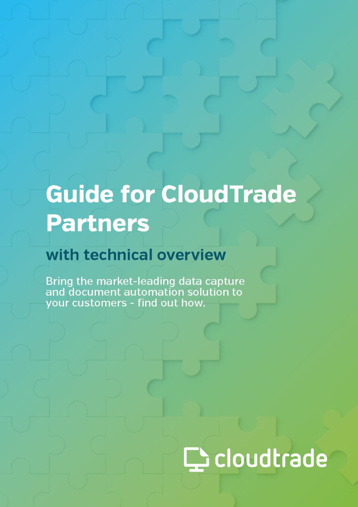 A partnership with CloudTrade – What does that look like? 1