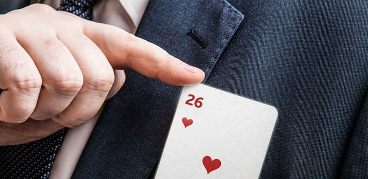 26 is the magic number for supplier on-boarding