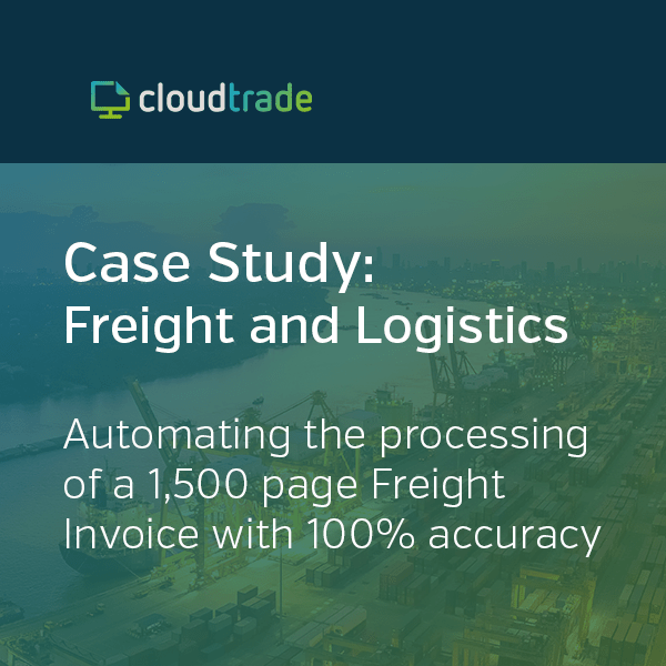 FREIGHT AND LOGISTICS