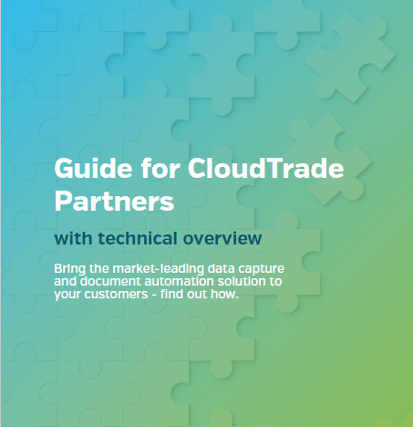 GUIDE FOR CLOUDTRADE PARTNERS