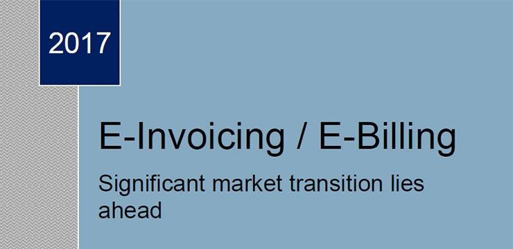 Digital transformation required for E-invoicing / E-Billing