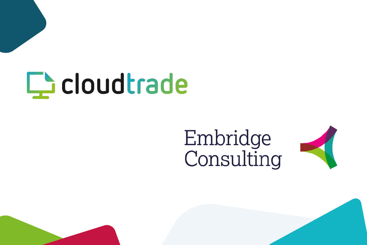 CloudTrade announces new partnership with Embridge Consulting